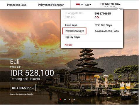 Pilih Kursi Airasia airasia cara beli bagasi tambahan preorder meal kursi