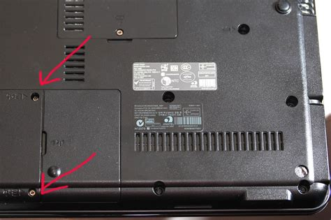 Harddisk Laptop Compac replacing compaq 615 drive with a ssd hacker s ramblings