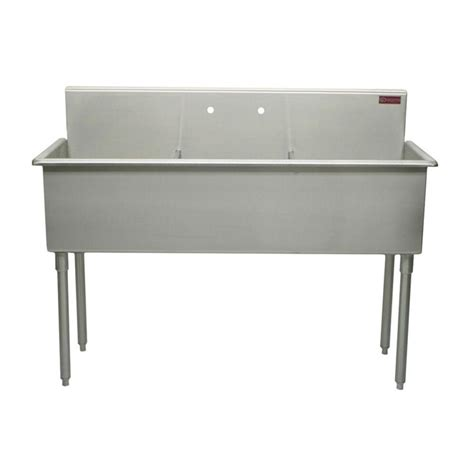 Griffin Scullery Sink griffin products t series 51 in stainless steel scullery sink t60 368 the home depot