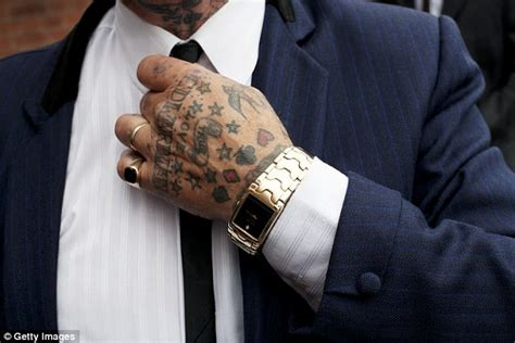 tattoo on muslim islamic preacher slams muslims who show their tattoos
