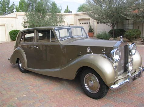 rolls royce door 1951 rolls royce silver wraith 4 door sedan 180509