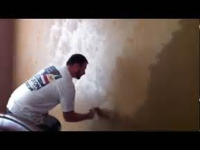 Faux Suede Painting Techniques For Walls - how to faux paint brushed suede youtube
