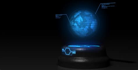 future holograms mini smartphone projector hints at holographic future