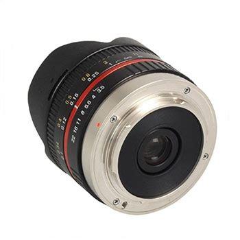 samyang 7.5mm f//3.5 umc fisheye lens for micro four