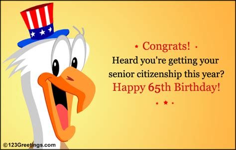 65th Birthday Quotes Funny 65th Birthday Wishes