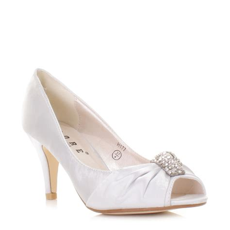 Womens Bridesmaid Shoes by Bridesmaid Shoes 28 Images Womens Low Heel Peep Toe
