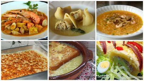 recetas de primeros platos para d 237 as de fiesta 1 anna recetas f 225 ciles