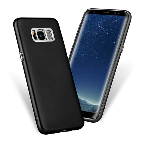 Plating Soft For Samsung Galaxy S8 plating coating shockproof soft tpu cover for samsung
