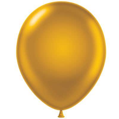 Balon Metalic 1 Pack 17 quot metallic balloons 17 inch metallic gold balloon pack