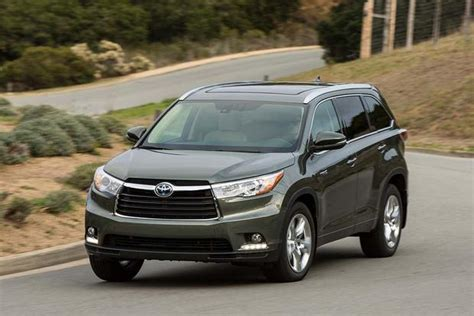 How Much Is A Toyota Highlander Toyota Highlander 2017 Price Interior Specifications Top