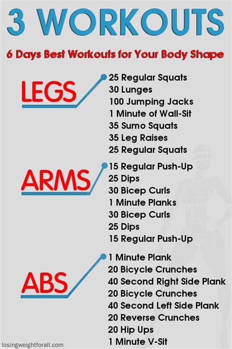 Best full body workouts for men