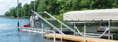 dock sections for sale docks and lifts american marine motorsports shawano