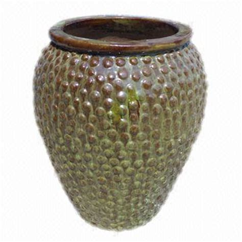 Ceramic Pottery Planters by Glazed Ceramic Planters Made In Pottery Measures
