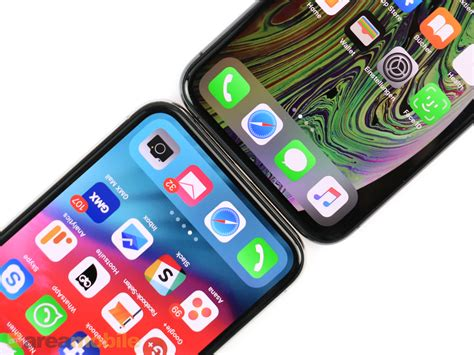 apple iphone xs max  iphone xs apples notch trio im vergleich areamobilede