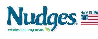 nudges dog treats    include