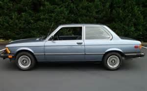 1981 Bmw 320i Clean E21 1981 Bmw 320i Bring A Trailer