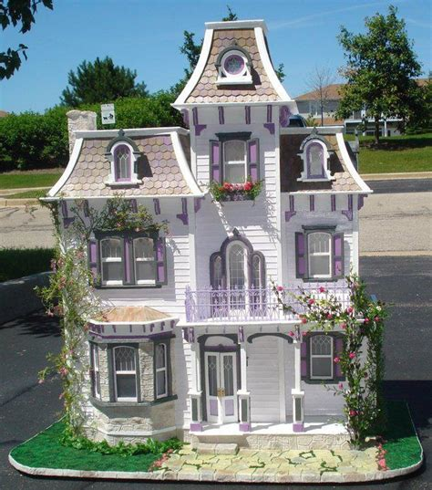 doll house colors greenleaf beacon hill dollhouse exterior miniatures