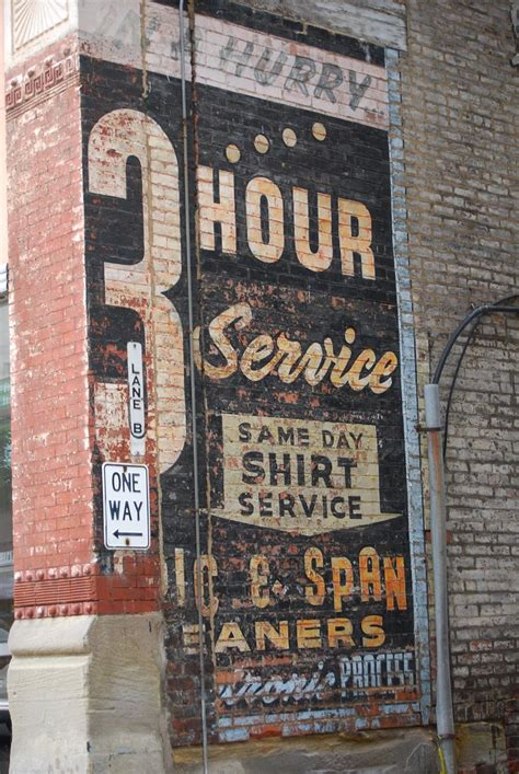 680 best vintage outdoor wall advertising art images laundry sign i the vintage ads painted on brick walls for the home taps