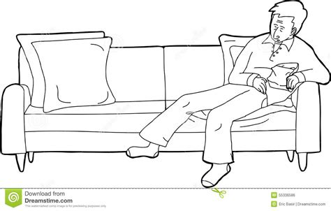 Sketch Furniture Lets You Draw A Then Nap On It by How To Draw A Person Sitting On A Www Pixshark
