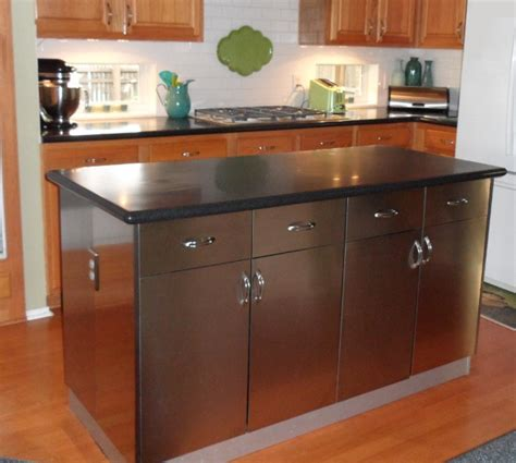 Stainless Steel Islands Kitchen Ikea Rubrik Stainless Steel Island The Kitchen Project Pinterest Steel Islands And