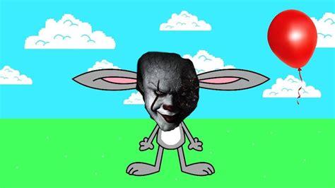 like a bunny pennywise dances to hop hop hop like a bunny do youtube