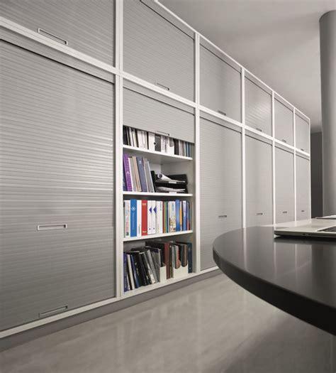 mobile modulare mobile ufficio modulare con ante a serrandina xbox