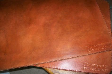 office desk pads leather handmade custom leather desk pads by kerry s custom