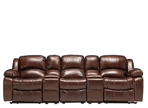 bryant ii leather power reclining sofa reviews bryant ii 5 pc leather power reclining sectional sofa