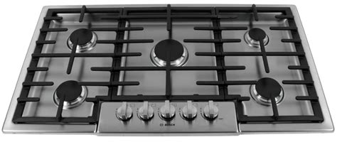 bosch glass gas cooktop bosch ngm8655uc 36 inch gas cooktop review reviewed