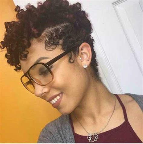 short curly hairstyles  black women short hairstyles    popular short