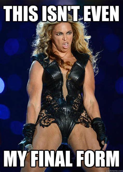 Beyonce Superbowl Meme - beyonce super bowl meme final form dump a day