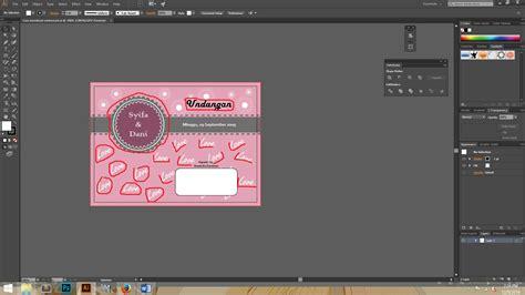 membuat undangan emboss cara membuat embossed archives kursus desain grafis