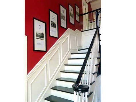 Couleur Peinture Cage Escalier by Cage D Escalier Avec Une Peinture Sur Les Murs