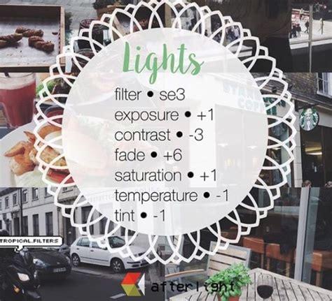 filtros vsco cam tutorial 31 melhores imagens de vsco cam filters no pinterest
