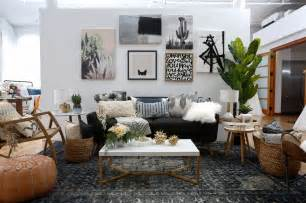 interior decor modern boho interior design with wayfair registry green