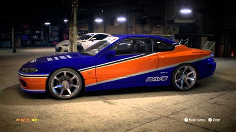 nissan silvia fast and furious need for speed 2015 fast and furious nissan silvia