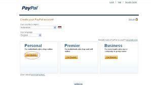 langkah membuat kartu kredit bca cara penarikan uang dari paypal medsosku