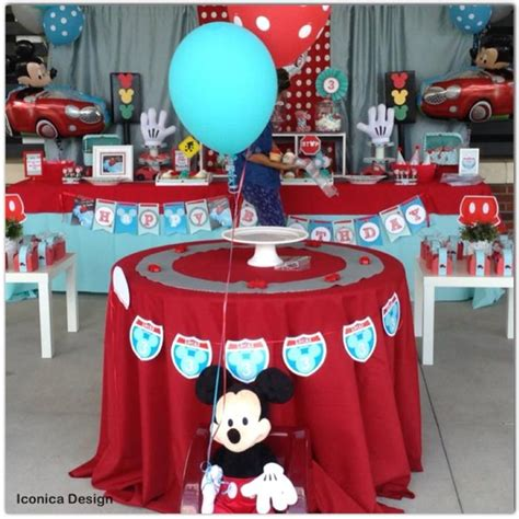 Baby Shower Decorations Mickey Mouse by Mickey Mouse Car Of Fabulous Ideas