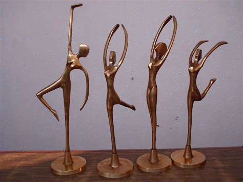 Handmade Sculpture - brass sculpture statues from around the world