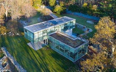 casa de cristal 10 casas de cristal que ofrecen privacidad y vistas