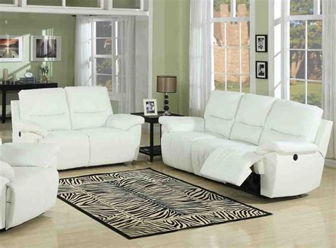 White Leather Living Room Sets White Leather Living Room Set Decor Ideasdecor Ideas