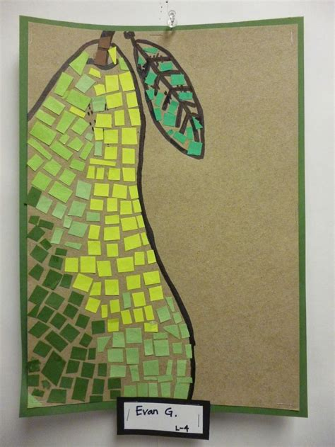 Paper Mosaic Crafts - 17 best images about mosaic projects for on