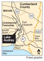cumberland county section 8 former mining pit in cumberland county becomes fishing hot