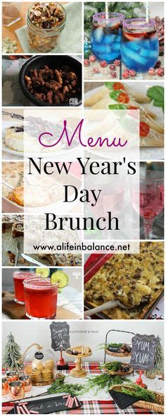 luck meals new years day new year s day dinner galore on new year s