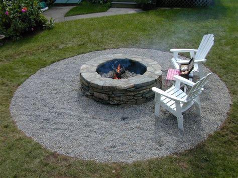 Building a backyard fire pit how tos diy