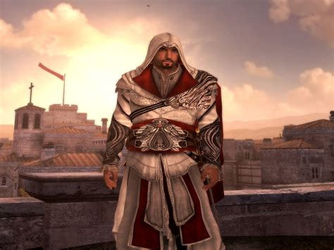 assasins creed robes ezio s e3 trailer robes mod for assassin s creed