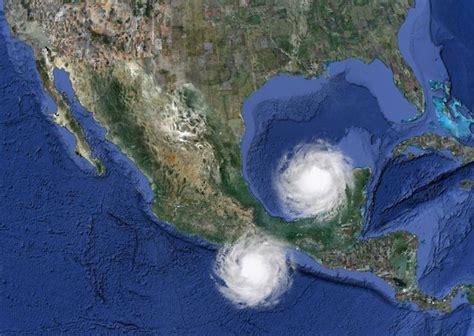 imagenes satelitales significado que es un hurac 225 n 2018 huracanes mas fuertes del mundo