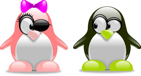 St Kutubaru Pinguin Broken White free penguin clipart 1 page of domain