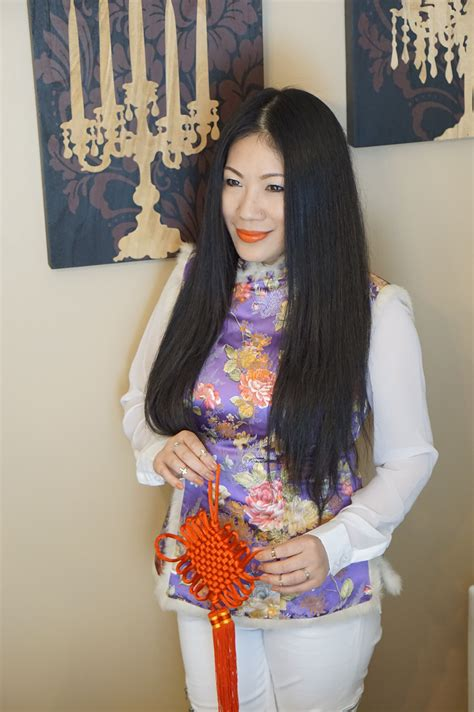 Dress Tunik Gong Xi Fa Cai how to dress for new year color and grace
