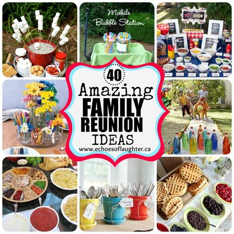family reunion crafts for 25 best ideas about family reunion themes on